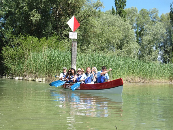 Regeln für das Kanufahren auf dem Bodensee