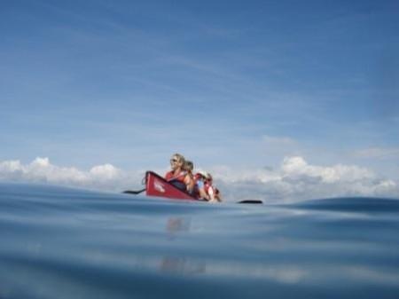 Geführte Kanutour um die Insel Reichenau für Schulklassen