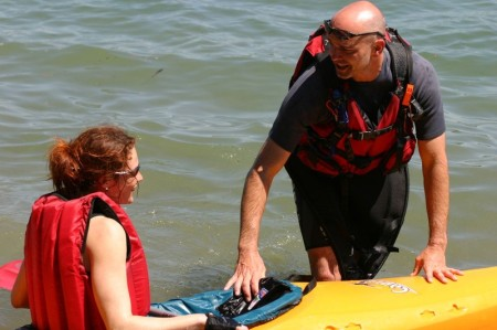 Jobangebot: Als Kanulehrer Kajak/Kanadier in Konstanz am Bodensee arbeiten